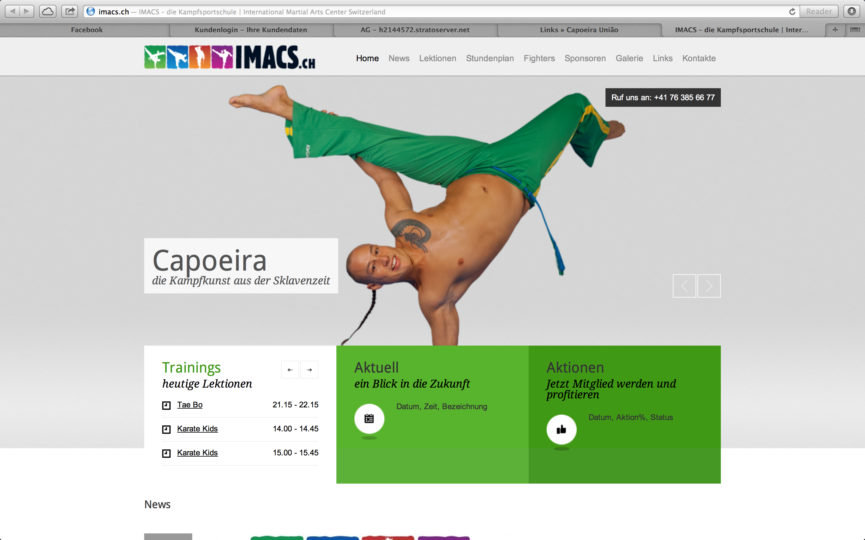 Capoeira Uniao Arau(CH)