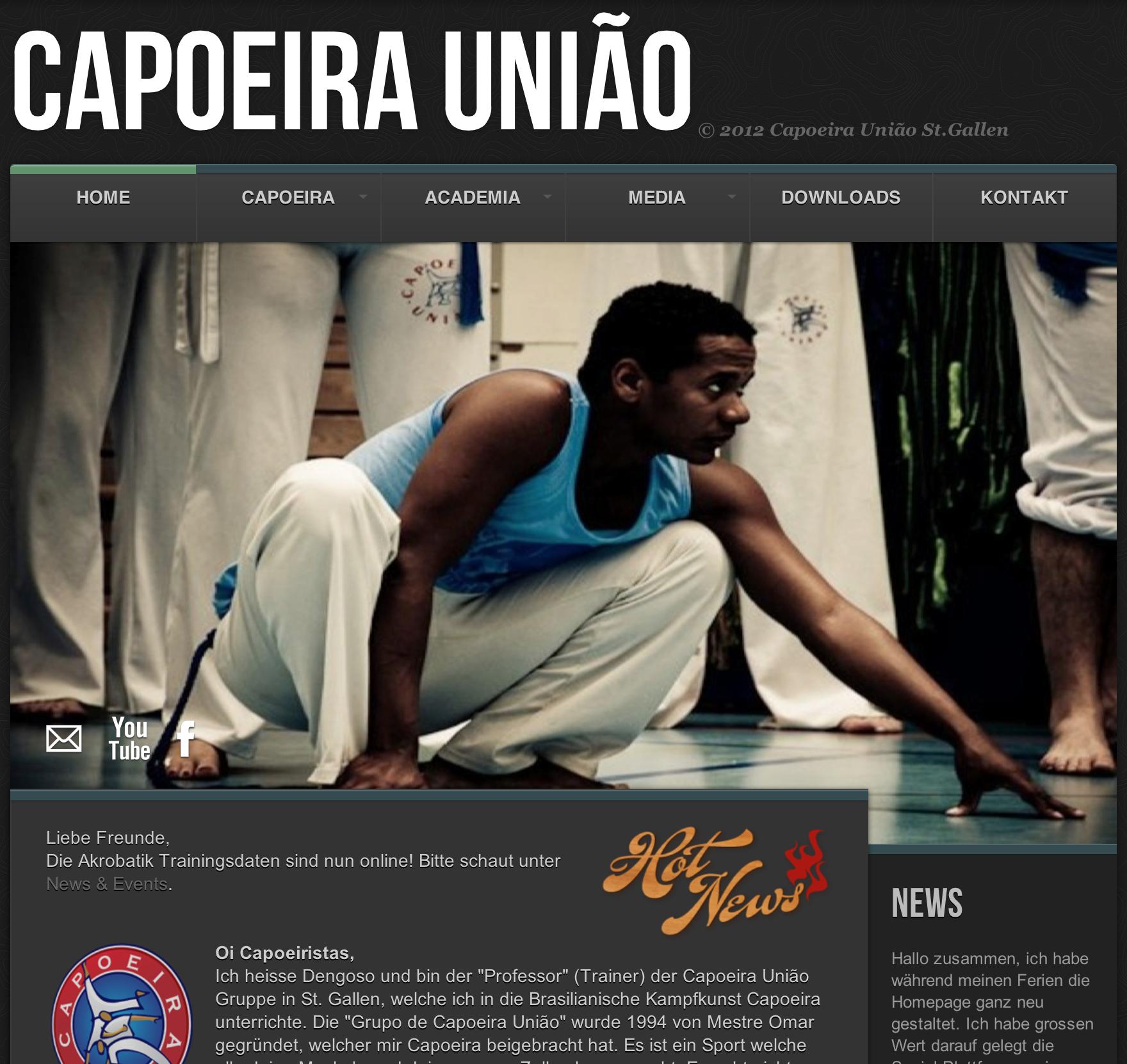 Capoeira Uniao St.Gallen(CH)