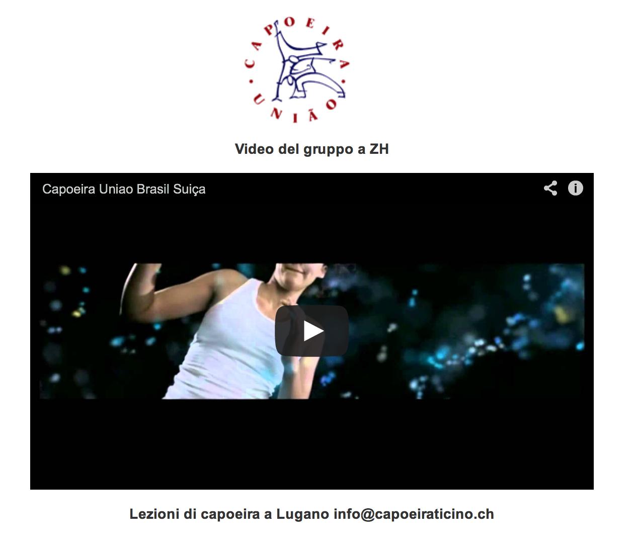 Capoeira Uniao Ticino(IT)