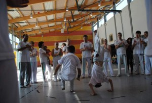 Capoeira Kindertraining wieder ab 16 Januar 2016