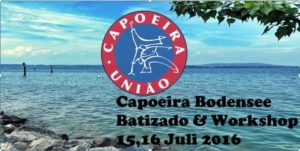 Capoeira Bodensee Batizado & Workshop 2016