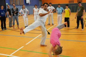 Capoeira Kinderworkshop  2017 – 25 November