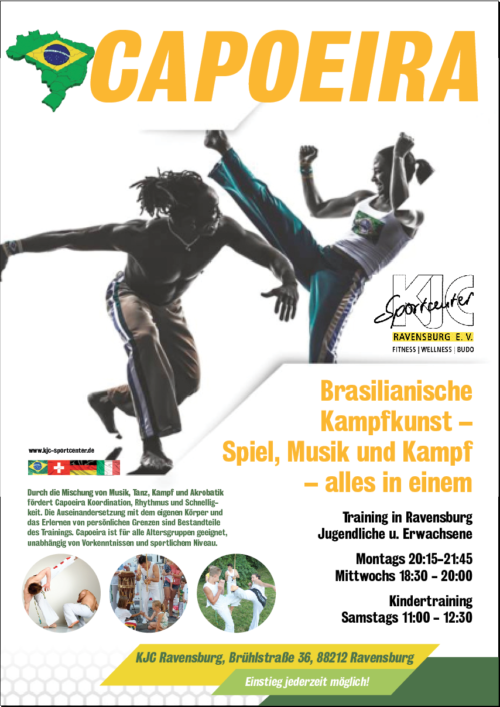 Capoeira 2018